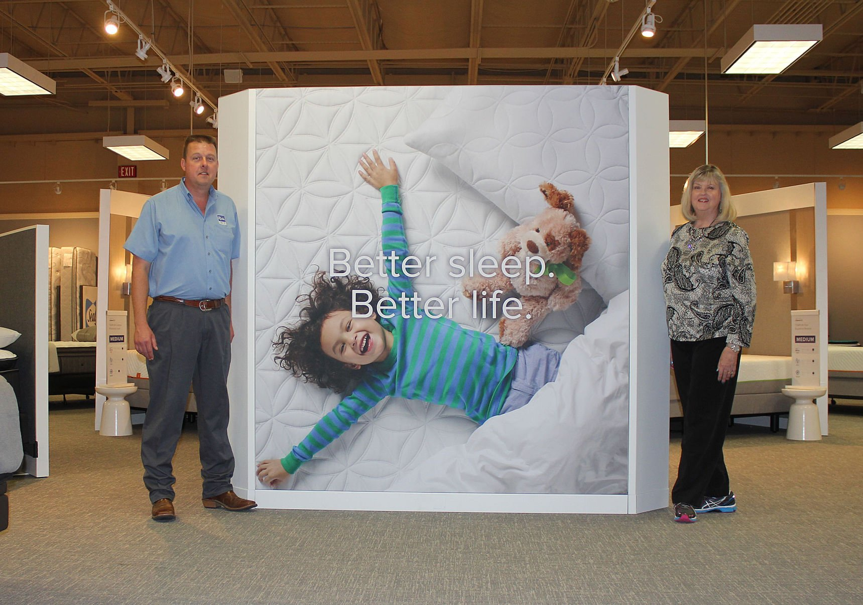 Delicieux Ricks Furniture Debuts New Model For Mattress Gallery