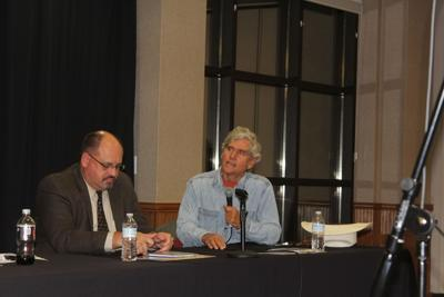 Symposium mulls 'climate change'