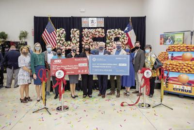 H-E-B unveils gem in new store
