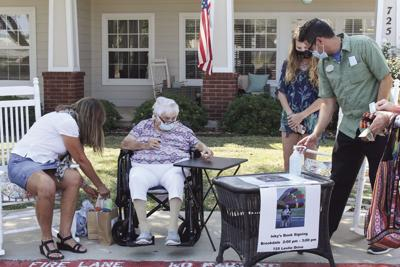 99-year-old local pens epic memoir