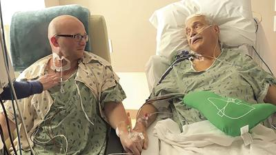 KFD firefighter donates gift of life to unknown cop