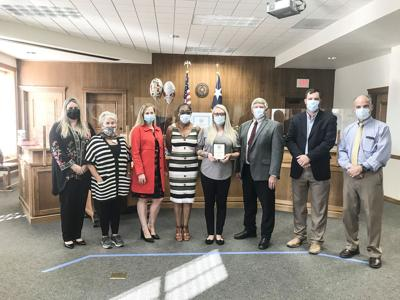 Kerr County Specialty Court celebrates another graduate