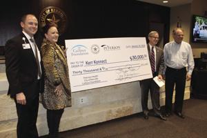 Peterson Health, City, Cailloux Foundation join forces to support Kerr Konnect