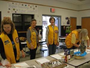 Center Point Lions offer fundraising Pancake Supper Saturday