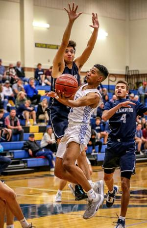 Antlers hold off Champion in 50-46 thriller