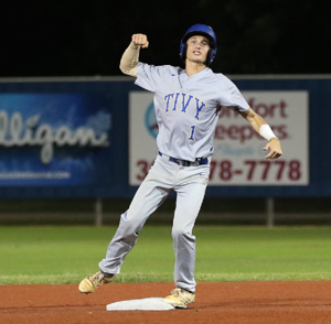 Antlers mount seventh inning rally for win in Game 1
