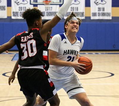 Hawks stumble against Antonian