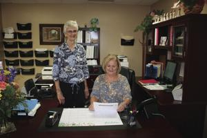 Admin Assistant Nancy Robison retires from KCSO