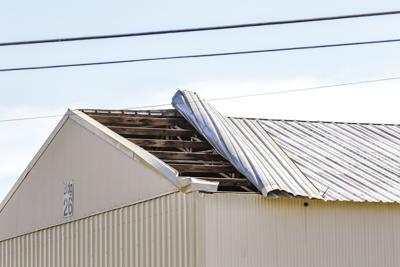 KPUBresponds to wind, storm damage