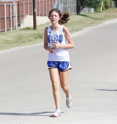 OLH runners compete in Ingram
