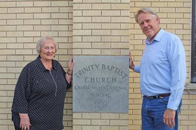 Trinity Baptist celebrating 70 years