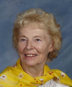 Inez E. Van Alst
