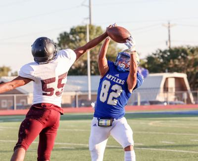 Tivy JV, frosh rout Lions