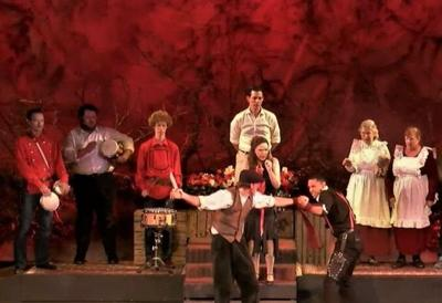 'Shakespeare in The Park' moves online with great success