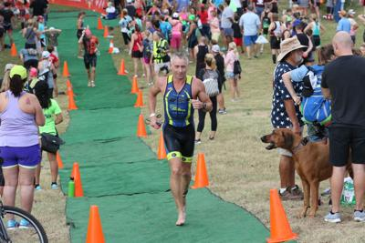 Triathlon returns this weekend