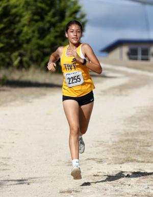 Tivy freshman sets school record, finishes 30 of 150 at state