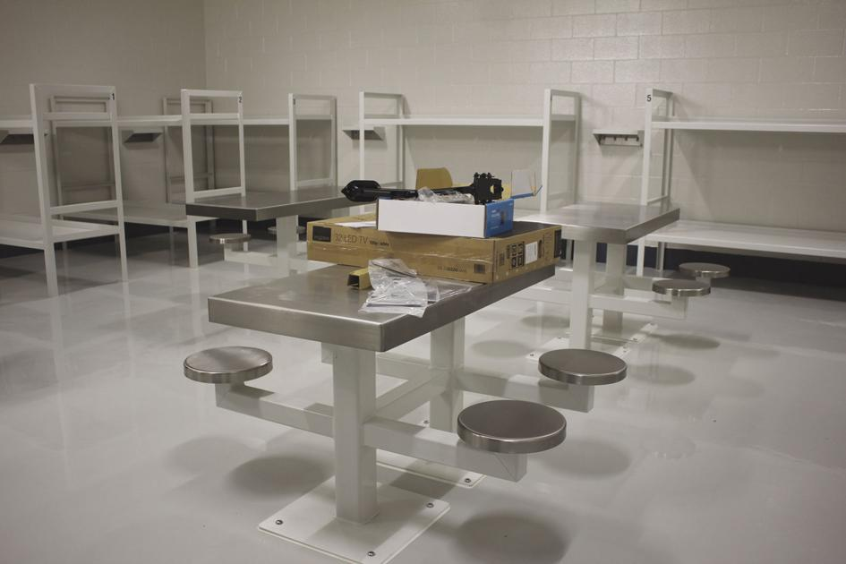 Inmates are returning to newly-expanded Kerr County Jail