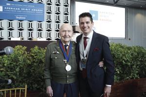 Prislovsky earns national leadership award
