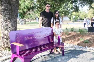 'Arianna's Garden' unveiled at Starkey