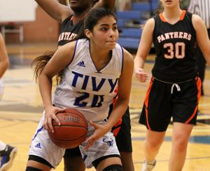 Lady Antler JV, freshmen split games with Medina Valley