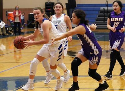 Lady Antlers post back-to-back hoops wins