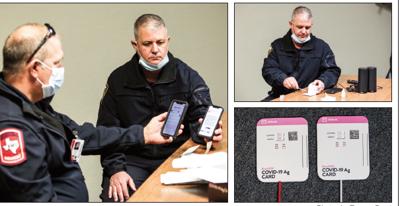 Rapid response test kits a 'game changer'