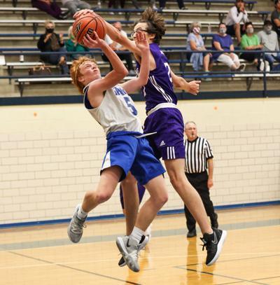 Peterson teams open hoops season