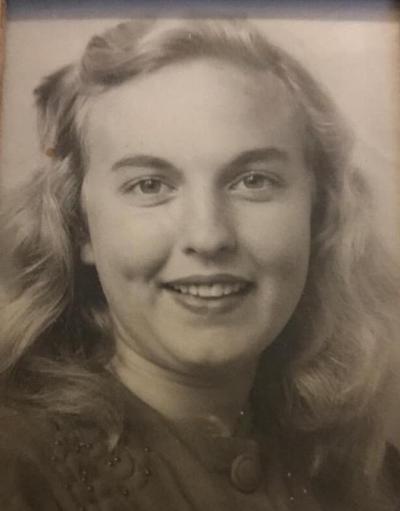Betty Luckenbach Bernhard