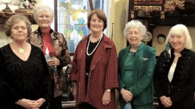 DAR celebrates 48th anniversary at Christmas Tea