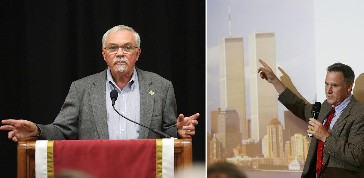 Survivors share compelling stories of 9/11 experience