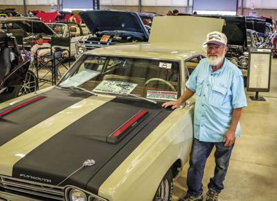Local reunited with his first car, now a classic