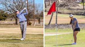 Tivy golf teams dominate tourney