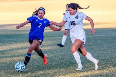 OLH teams battle in TAPPS play