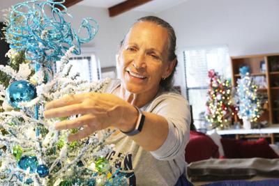 'Trees of Hope' fundraiser benefits organ donor effort