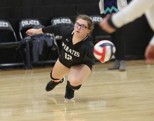 Lady Pirates fall to Stacey, will face Brackett in playoffs