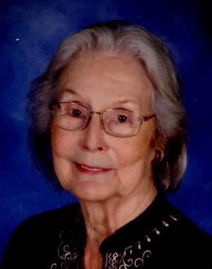 Patricia Jones Thornblom