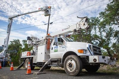 KPUBhosting 'Touch a Truck & Thank a Lineman' event on April 17