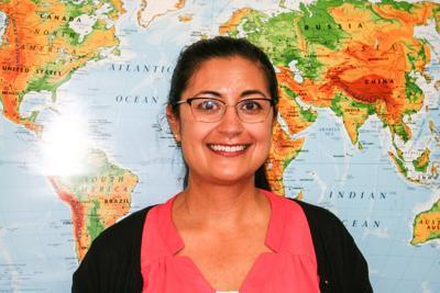 Teacher Feature: Monica Martinez