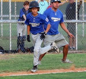 Kerrville Majors hold off Boerne, championship game tomorrow