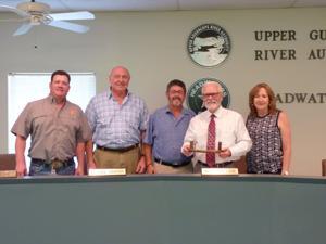 Waller, Musgrove honored by UGRA board