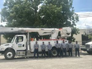 KPUB crews head to Florida to assist with hurricane damage