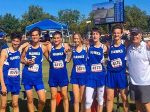 Hawks finish in Top 10 at state meet