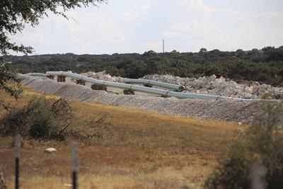 Permian Highway Pipeline impacting Kerr, Gillespie county residents