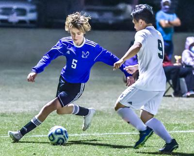 OLH shuts out Holy Cross