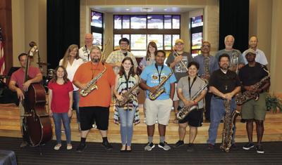 Community Jazz Band seeks more musicians