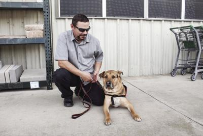 VADogs of Texas presents new service dog