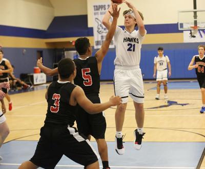 Hawks take district win over Keystone