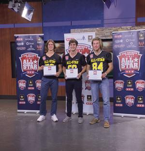 Pannell, McCoy, Zirkel named to All-Star team