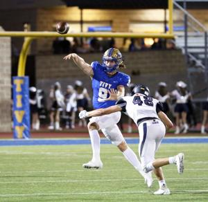Antlers hold off Champion in 24-19 thriller