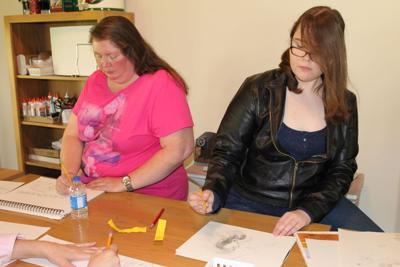 Activities abound for children in Kerr